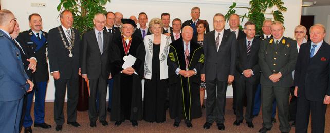 Uitreiking Benelux-Europa-Prijs