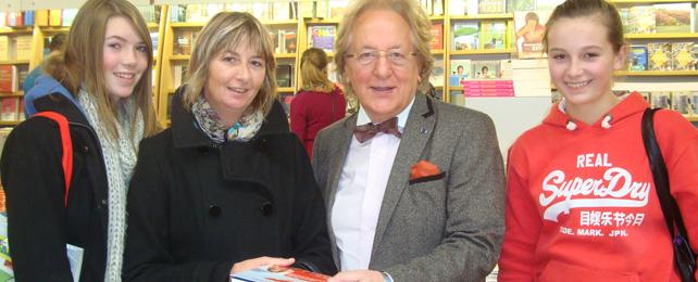 Op de jaarlijkse Boekenbeurs van Antwerpen