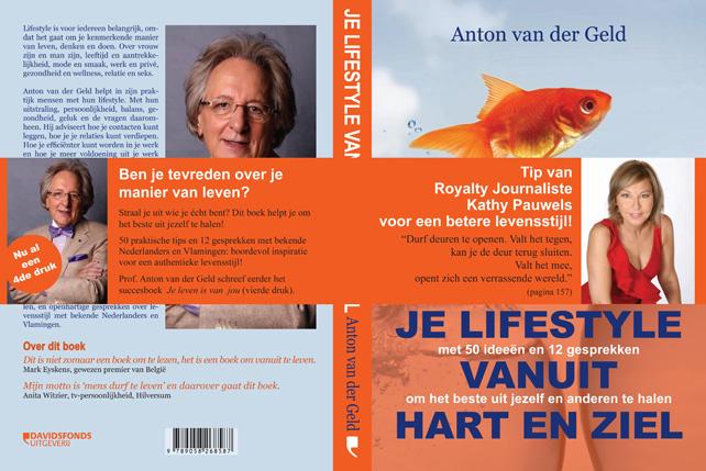Prof. dr. Anton van der Geld - Je lifestyle in hart en ziel